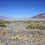 Death Valley; Zinderend in de hitte